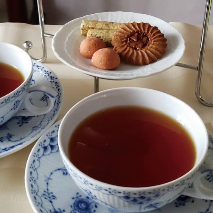 紅茶教室 Time for Tea ~アイスティーの淹れ方~