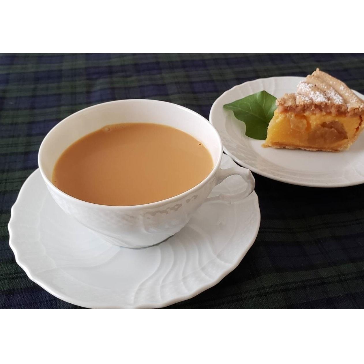 紅茶教室 Time for Tea ~ロイヤルミルクティーの淹れ方~