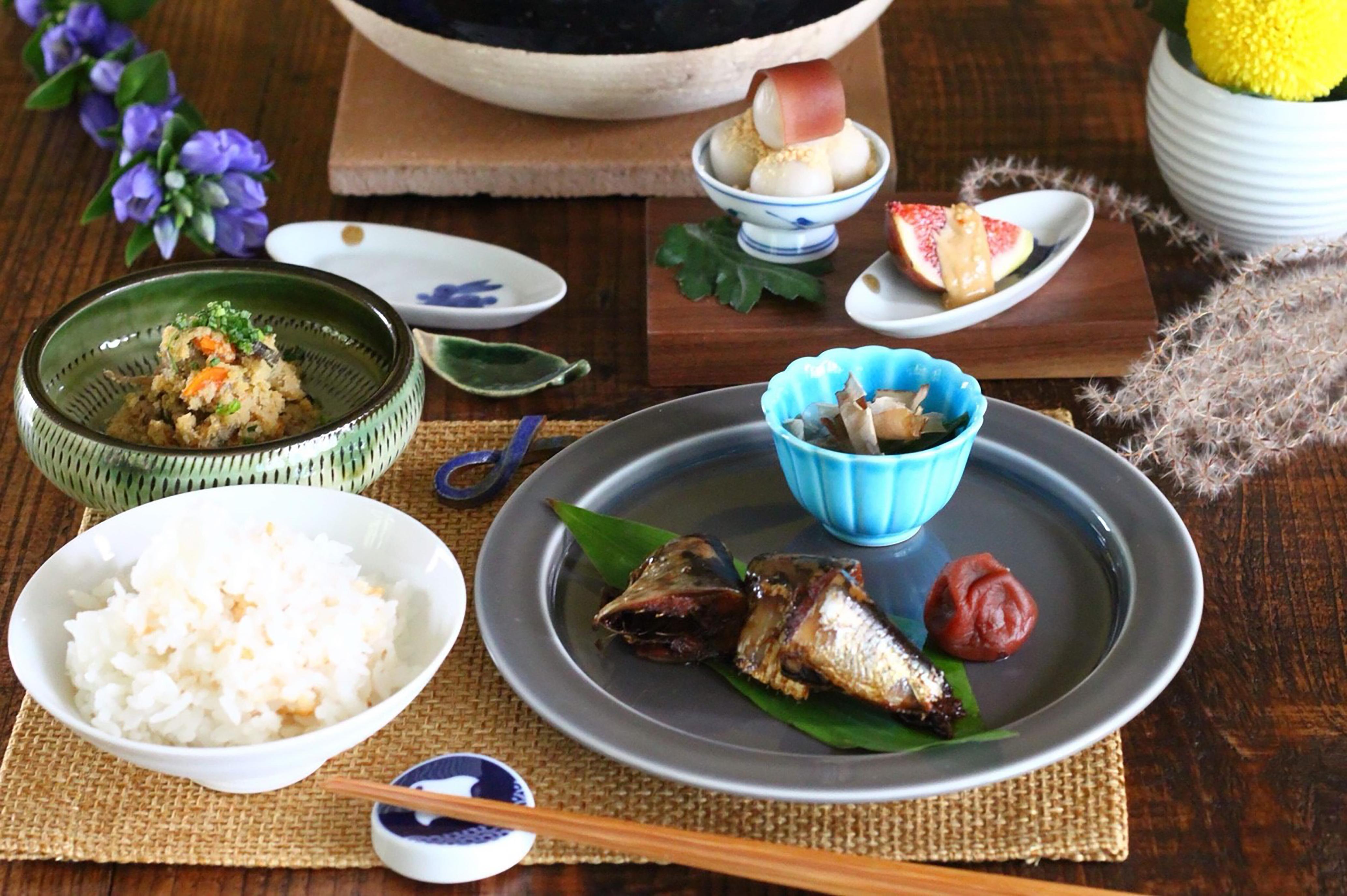 [料理教室]ミニ懐石ランチ ~素材の向こう側が見える食卓に~